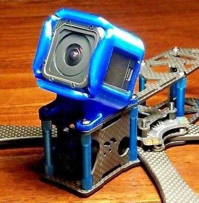 AstroX x5 gopro session mount astro silk drone hero tpu fpv camera 7 colors esc