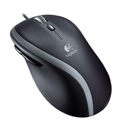 Logitech M500 Tilt Wheel Corded USB Mouse with 1000 DPI