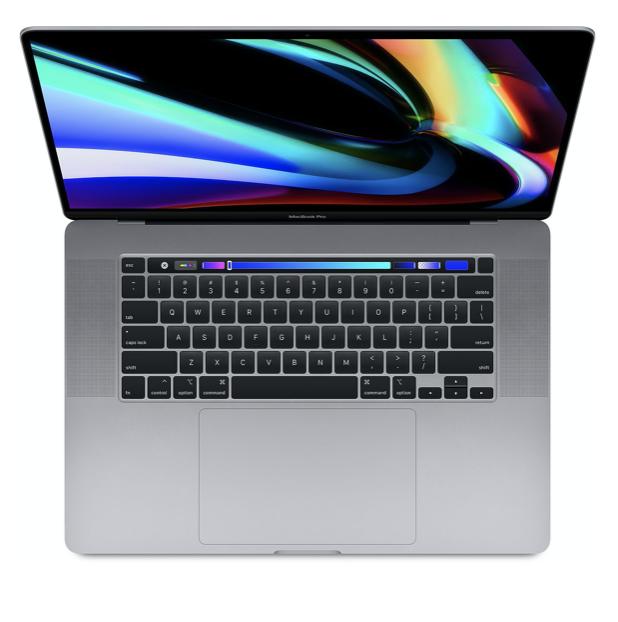 Apple MacBook Pro 16 inch Laptop - MVVN2LLA