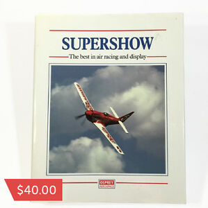 Supershow: The best in air racing and display   $33
