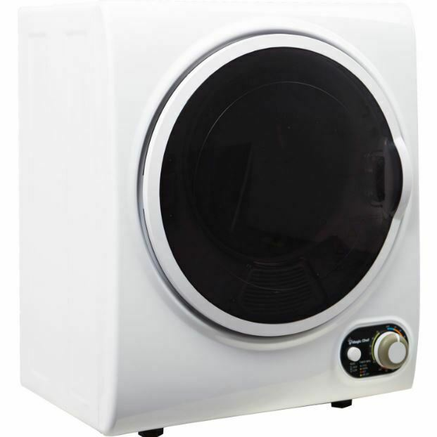 portable electric clothes dryer small front loading