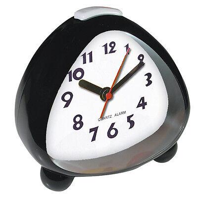 White Face Big Numbers Talking Alarm Clock