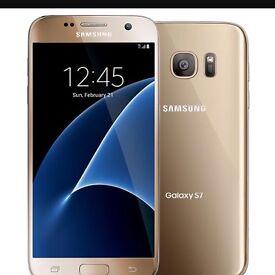 Samsung galaxy S7 BRAND NEW IN BOX UNOPENED