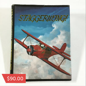 Staggerwing! by Robert T. Smith/Thomas A. Lempicke $60