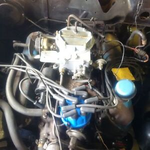 1964 Ford Fairlane 260 V8 and other parts