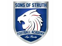 Sons of Struth football Acadmey players WANTED