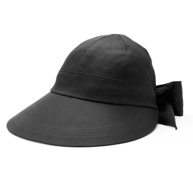 Betmar New York Face Framer Black - Betmar New York Hats/Glo