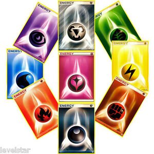 Pokemon-Basic-ENERGY-Cards-NEW-You-Choose-The-Type-And-Quantity-All-Colours-Bulk