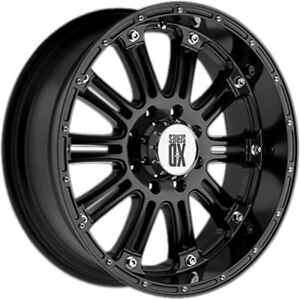 GLOSS BLACK 17 inch WHEELS Wagga Wagga Wagga Wagga City Preview