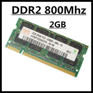 2 GB-  DDR-2 - 800 Mhz AND 667 Mhz LAPTOP / NETBOOK / APPLE  RAM