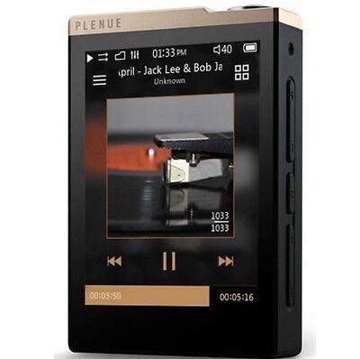 """COWON PLENUE D Digital Media Player MP3 HiFi 24bit 32GB 2.8"""" Touch - GoldBlack"""