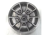 "FORD ECOSPORT 17"" ALLOY WHEEL"