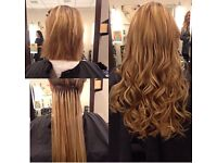 SUMMER PROMOTION ON ALL THE HAIR-EXTENSION METHODS! PROFESSIONAL HAIR EXTENSION SPECIALIST