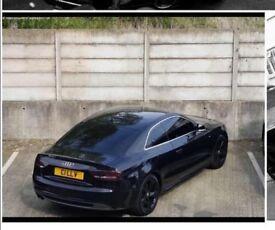 Audi A5 Special Edition, S Line, Black on Black Auto