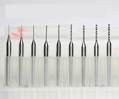10pcs Pcb Print Circuit Board Drill Bits 1.4mm Engraving Drill Bit Cnc Sn-t