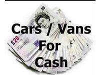 CARS for ££