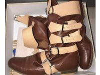 Vivienne Westwood pirate Boots size 4