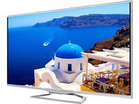 "Sharp 60"" ultra slim LED 3D Smart TV with Wifi & Freeview HD"