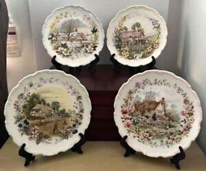 Royal Albert Four Seasons Decorative Plate
