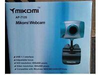 Mikomi web cam