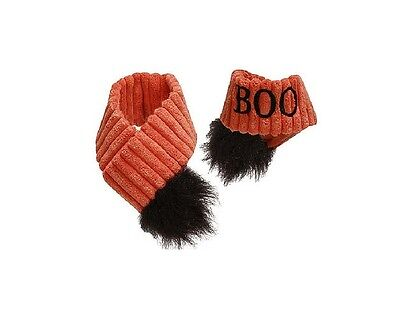 HALLOWEEN Boo Scarf for Dogs - XS - L - Each - Corduroy - Halloween Scarf For Dogs