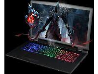 Gaming beast P771ZM - 8gb GTX980M , desktop cpu i7 4790k 4ghz, ssd ... condition of brand new laptop