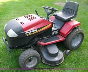 WANTED A HOOD FOR THIS LAWN TRACTOR /MOWER