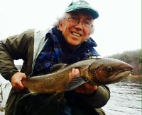 Guided fishing tours with Off the Charts Outfitters