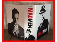Mad Men DVD Box Set Seasons 1 2 3 & 4 3x DVDs complete per series 12 Discs Watched Once (Ex. Cond.)