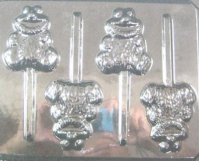 andy Mold #213 - NEW (Elmo Candy)