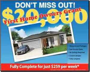 $20,000 FIRST HOME BUYERS ALERT - $259 PER WEEK* Sunshine Coast Region Preview