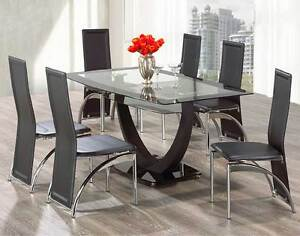 BIG HUGE DINING TABLE SET SALES FROM 499$