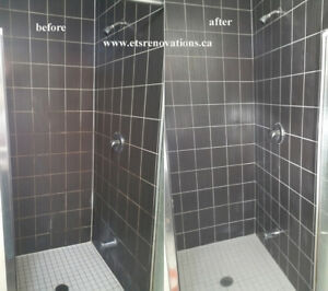 Bathroom Renovation York Region newmarket   renovations, contracting, and handyman services in