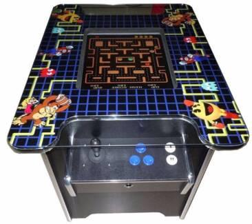 Cocktail Arcade Machine - 60 Games