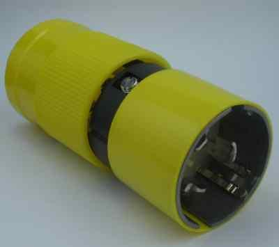 Marinco 6365CRN Shore Power Stecker 50A 125/250V 15593 50a Shore Power