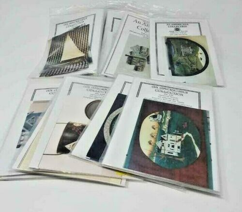 BUY 3 Get 1 FREE An American Collection Painting Tole Pattern Instruction Packet