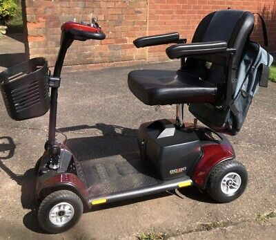go go elite traveller plus mobility scooter Excellent Condition Hardly Used
