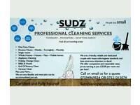 SUDZ Cleaning services. Torquay