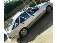 Ford Sierra LX,Cosworth wheels