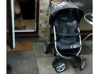 Graco tour deluxe sport travel system