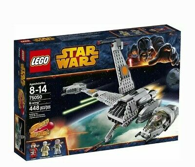 LEGO Star Wars B-Wing (75050) - New & Factory Sealed