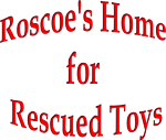 Roscoe's Home for Rescued Toys