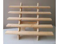 wooden shelf needed