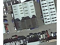 Cheap light industrial workshops/storage units. Available immediately. 3 sizes : 600/900/1000 sq ft
