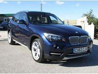 REG 62 BMW X1 2.0 XDRIVE18D XLINE 5D AUTO 141 BHP DIESEL