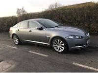 2011 61 Jaguar XF Premium Luxury 3.0d V6 Diesel. Low Mileage, FSH, Warranty