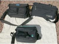 3 Professional Camera Sholder Bags