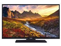 """Panasonic 32"""" HD TV and Goodmans soundbar for sale"""