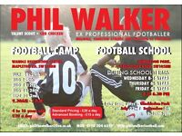 Summer football camp wandle centre