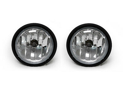 USA DEPO 00-08 FREIGHTLINER COLUMBIA TRUCK REPLACEMENT FOG LIGHTS LAMPS PAIR